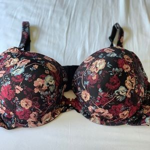 Smooth Boost Plunge Bra from Lane Bryant